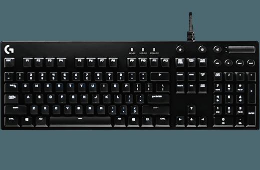 Bàn phím cơ Logitech G610 Orion Brown Backlit